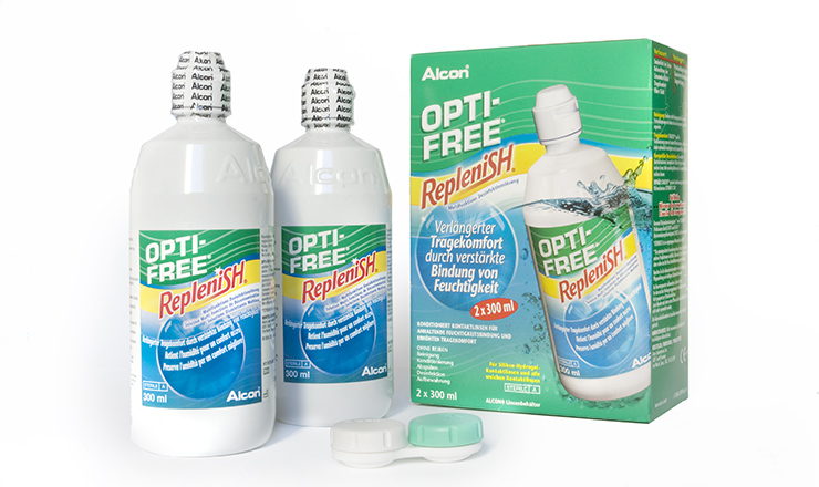 Alcon Opti Free Replenish Doppelpack