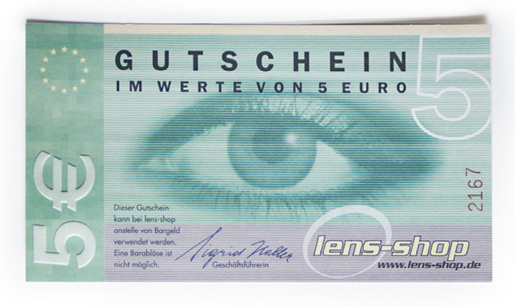 lens online shop gutschein