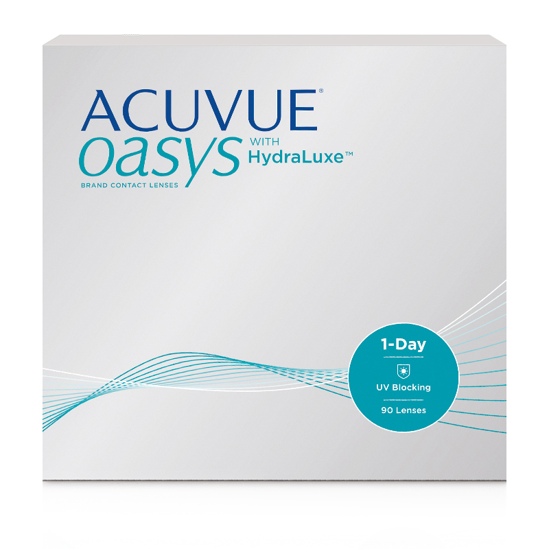 NEU: Acuvue Oasys 1-Day