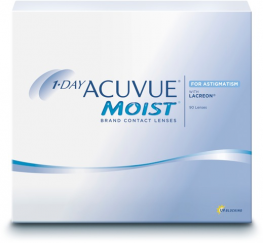 1-Day Acuvue Moist 90 for Astigmatism