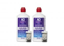 AOSept Plus HydraGlyde 2x 360ml