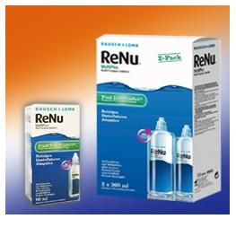 Renu Multi Plus 2x 360ml - MHD 2018-12 + 60ml gratis!