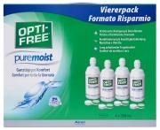 OPTI-FREE Pure Moist HydraGlyde4x 300ml