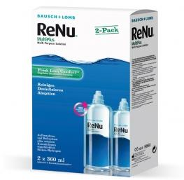 Renu Multi Plus 2x 360ml - MHD 2018-12
