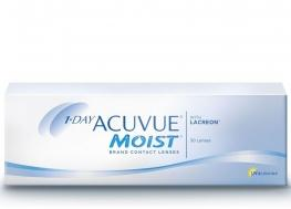 1-Day Acuvue Moist 30: 4 Boxen
